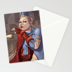 You Can't Escape My Sting Stationery Cards