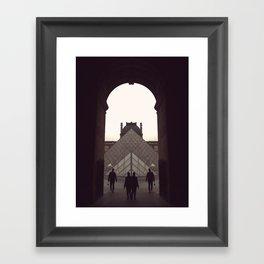 St. Jean Framed Art Print