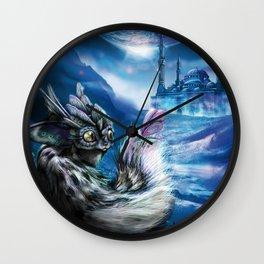 Kuni Wall Clock