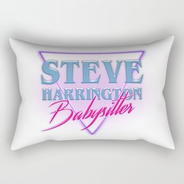 Babysitter Rectangular Pillow