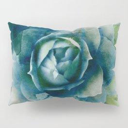 succulent rose Pillow Sham