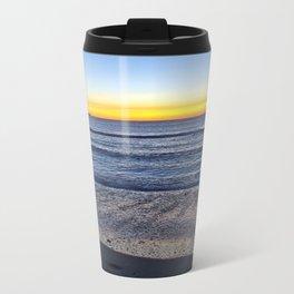 Foam at the Shore Travel Mug