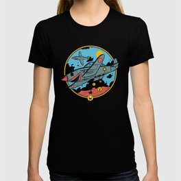 Kamikaze Likes and Smiles T-shirt