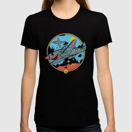 Kamikaze Likes and Smiles T-shirt