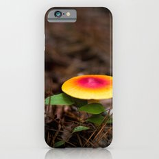 Red And Yellow Mushroom Slim Case iPhone 6s