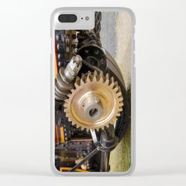 Steering links Clear iPhone Case
