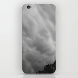 Unsettled iPhone Skin