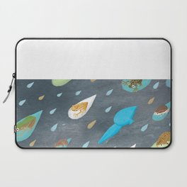frogs in hong kong Laptop Sleeve