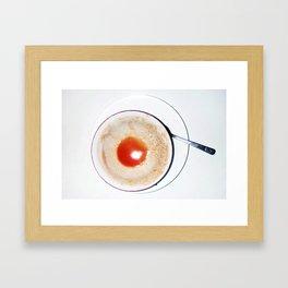 Tomato soup Framed Art Print