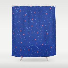 FUNFETTI Shower Curtain