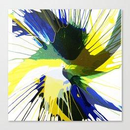 Splash 7 Canvas Print