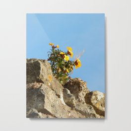 Find Your Light Metal Print