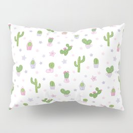 Cacti Party Pillow Sham