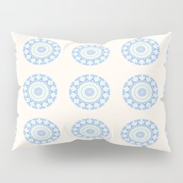 Seaside Pattern Pillow Sham