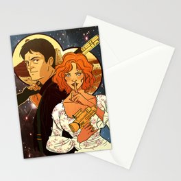 A Touch of Saffron Stationery Cards