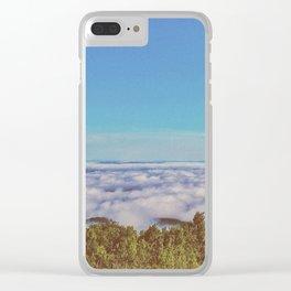 Above Cloud • Appalachian Trail Clear iPhone Case