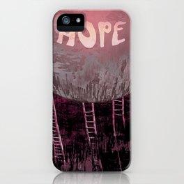 Hope, Climbing / Wonderful Planet 13-11-16 iPhone Case