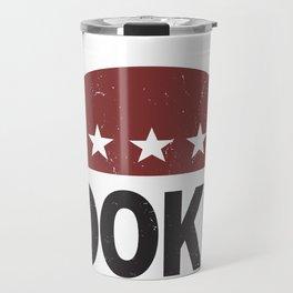 Cory Booker 2020  - Cory Booker  Travel Mug