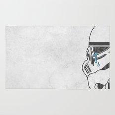 Tears of the Trooper Rug