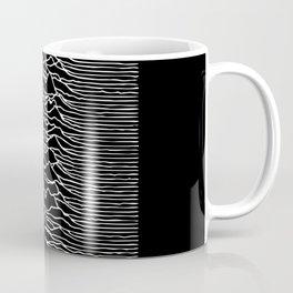 Joy Division lines Coffee Mug