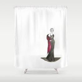 Passionate Women 1 Shower Curtain