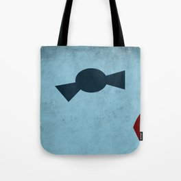 The Second Doctor Tote Bag