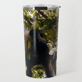 Capuchin Gaze Travel Mug
