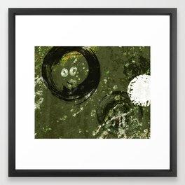 Natural Series - Along the Riverbed  Framed Art Print