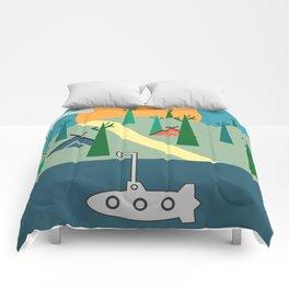 Outdoors Comforters
