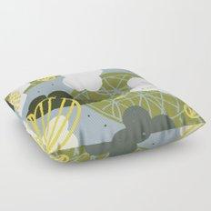 Kokedama Garden by Friztin Floor Pillow