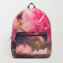 Pink Azalea Bliss Backpack