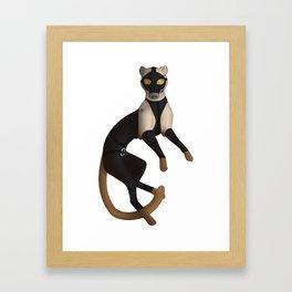 Psycho Mantis Framed Art Print