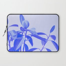 Rubber Plant Riso Laptop Sleeve