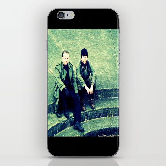 Fort Casey iPhone & iPod Skin