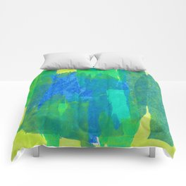 Abstract No. 504 Comforters