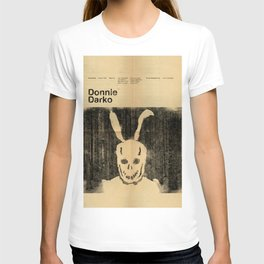 Donnie Darko Minimal Movie Poster T-shirt