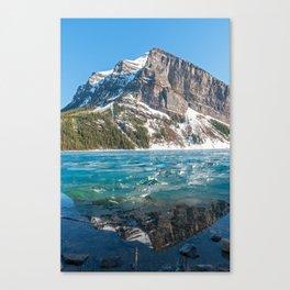 Canada, Banff: Lake Louise Canvas Print