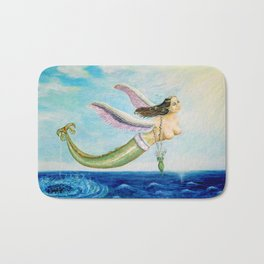 Creative Freedom Bath Mat