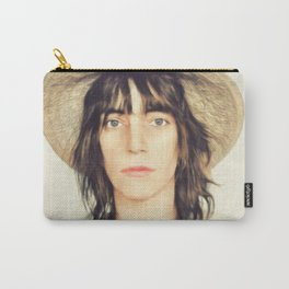 Patti Smith, Music Legend Carry-All Pouch