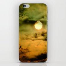 Moon Rising iPhone & iPod Skin
