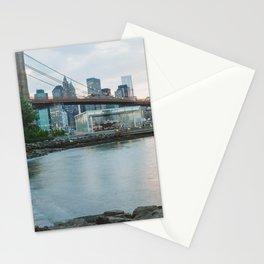 New York City Sunsets Stationery Cards