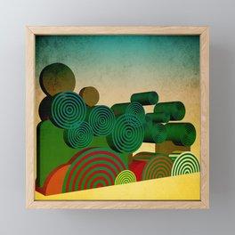 Fairground Attraction Framed Mini Art Print
