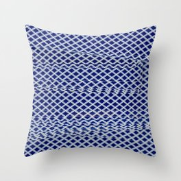 Solitaire Zoom Throw Pillow