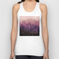 skull Tank Tops featuring The Heart Of My Heart by Tordis Kayma