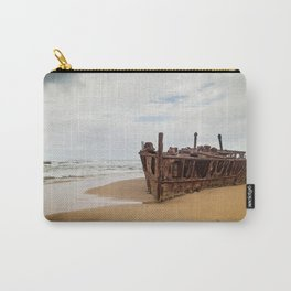 SS Maheno Shipwreck Carry-All Pouch