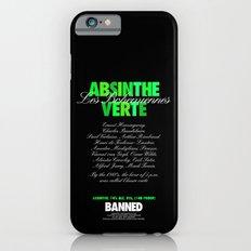 ABSINTHE VERTE Slim Case iPhone 6s