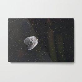 Jellystar Galactica Metal Print
