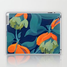 Tropical orange fruit tree Laptop & iPad Skin