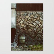 Ceramic Capital Canvas Print
