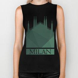 Milan Cathedral Biker Tank